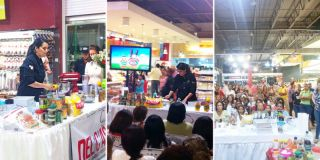 Bravo Supermarket Cooking Demo