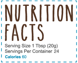 Nutrition Facts SCS