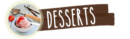 featured recipes movil desserts