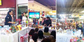 Bravo Supermarket Cooking Demo